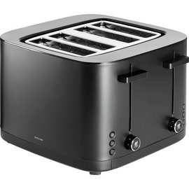 Zwilling J.A. Henckels Zwilling Enfinigy 4-Slot Toaster Black