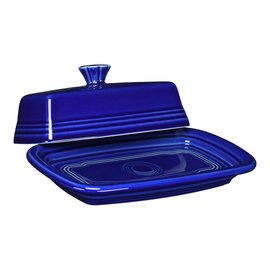 Fiesta Fiesta Covered Butter Dish Extra Large Twilight