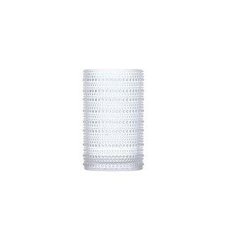 D&V Jupiter Clear Ice Beverage Glass 13 oz