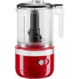 KitchenAid KitchenAid Cordless 5 Cup Food Chopper Empire Red KFCB519ER