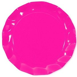 Sophistiplate Sophistiplate Petalo Charger Plates Pink DISCONTINUED
