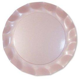 Sophistiplate Sophistiplate Petalo Dinner Plates Pearly Pink