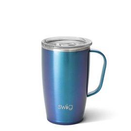 Swig Swig Travel Mug 18 oz Shimmer Mermazing