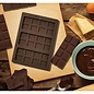 Harold Import Company Inc. HIC Silicone Chocolate Bar Mold