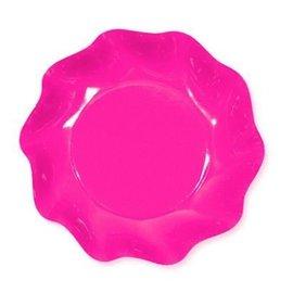 Sophistiplate Sophistiplate Petalo Appetizer/Dessert Bowls Pink