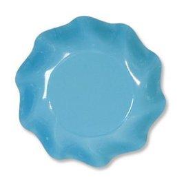 Sophistiplate Sophistiplate Petalo Appetizer/Dessert Bowls Turquoise