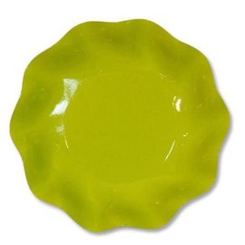 Sophistiplate Sophistiplate Petalo Deep Bowls Lime Green DISCONTINUED