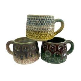 One Hundred 80 Degrees One Hundred 80 Degrees Stoneware Mug Assorted Sold Individually