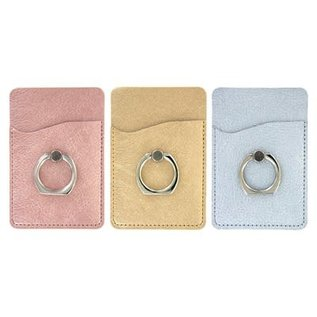 DM Merchandising Inc DM Merchandising Metallic Card Cling Ring Holder