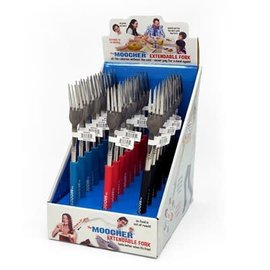 DM Merchandising Inc DM Merchandising The Moocher Extendable Fork Assorted