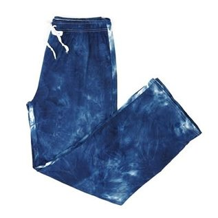 DM Merchandising Inc DM Merchandising Hello Mello Dye's the Limit Lounge Pant Navy S/M