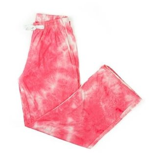DM Merchandising Inc DM Merchandising Hello Mello Dye's the Limit Lounge Pant Coral L/XL
