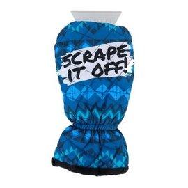 DM Merchandising Inc DM Merchandising Snow Fricken' Way! Mitten Ice Scraper Scrape It Off!