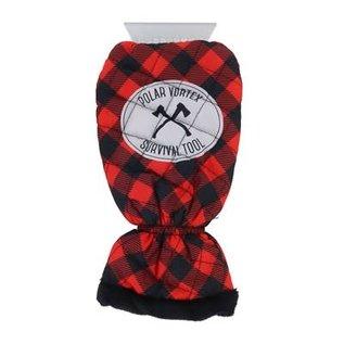 DM Merchandising Inc DM Merchandising Snow Fricken' Way! Mitten Ice Scraper Survival Tool