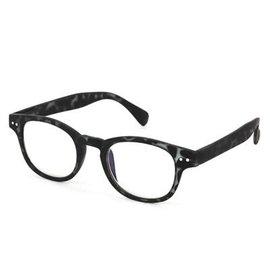 DM Merchandising Inc DM Merchandising Optimum Optical Spectrum Shield Blue Light Glasses black Downtown Powerless