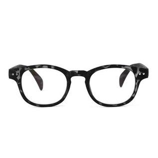 DM Merchandising Inc DM Merchandising Optimum Optical Spectrum Shield Blue Light Glasses black Downtown 2.00