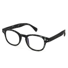 DM Merchandising Inc DM Merchandising Optimum Optical Spectrum Shield Blue Light Glasses black Downtown 2.50