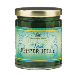 Pepper Creek Farms Pepper Creek Farms Mint Pepper Jelly 11.5 oz MIO