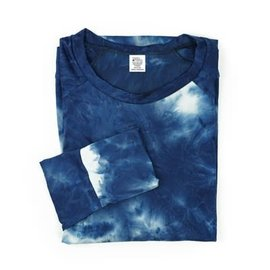 DM Merchandising Inc DM Merchandising Hello Mello Top Dye's The Limit Navy S/M