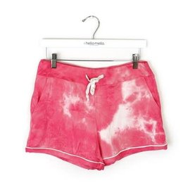 DM Merchandising Inc DM Merchandising Hello Mello Shorts Dye's The Limit Coral S/M