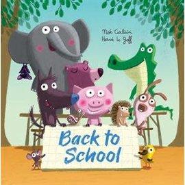Usborne Kane Miller Back to School