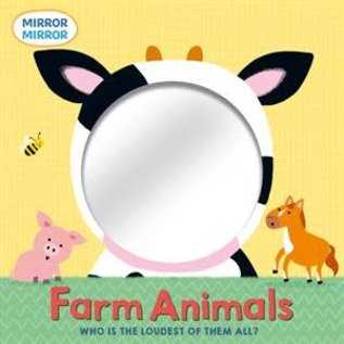 Usborne Kane Miller Farm Animals: Who Is the Loudest of Them All?