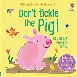 Usborne Usborne Don't Tickle the Pig!