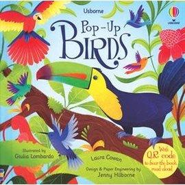 Usborne Usborne Pop-Up Birds (QR)
