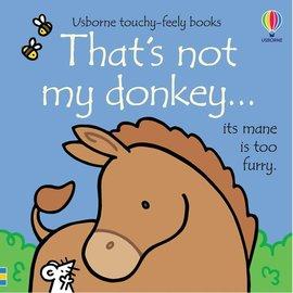 Usborne Usborne That's Not My Donkey