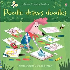 Usborne Usborne Poodle Draws Doodles