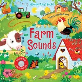Usborne Usborne Farm Sounds
