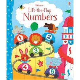 Usborne Usborne Lift-the-Flap Numbers
