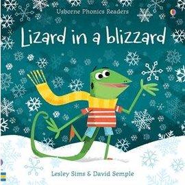Usborne Usborne Lizard in a Blizzard