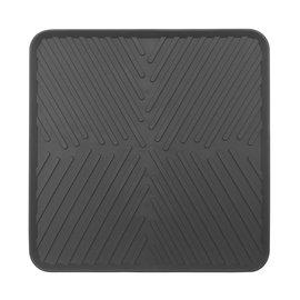 OGGI OGGI Medium Flexible Drying Mat 12x12 inch gray