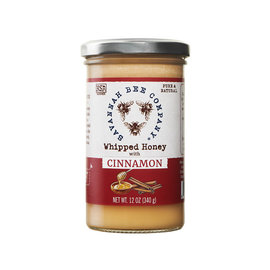 Savannah Bee Company Savannah Bee Company Whipped Honey Cinnamon 12 oz