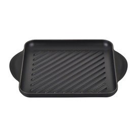 Le Creuset Le Creuset Square Grill Pan 9.5 inch Licorice