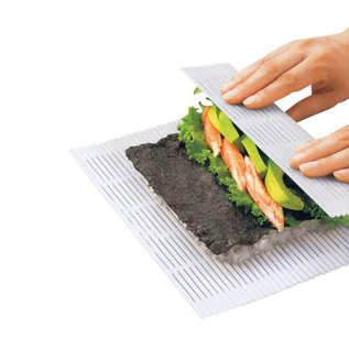Harold Import Company Inc. HIC Helen's Asian Kitchen Stick Resistant Sushi Rolling Mat