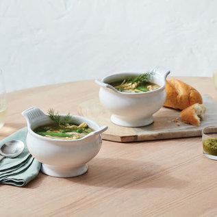 Le Creuset Le Creuset Heritage Soup Bowl 20 oz White