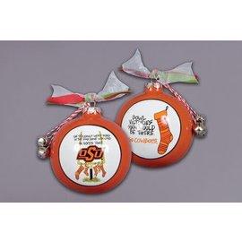Magnolia Lane Magnolia Lane OSU Stockings Ornament