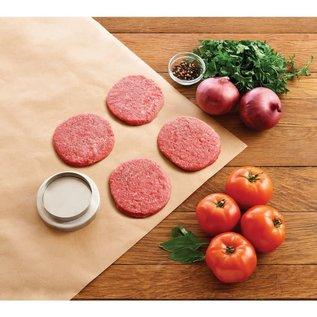 Harold Import Company Inc. HIC Flippin' Good Double Burger Press