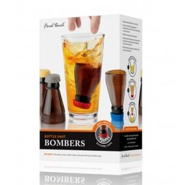 Final Touch Bottle Shot Bombers set of 4