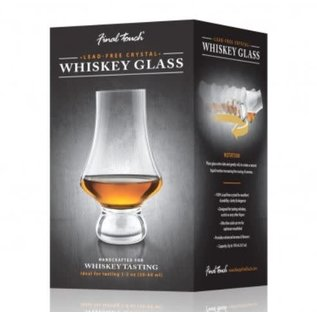 Final Touch Whiskey Tasting Glass