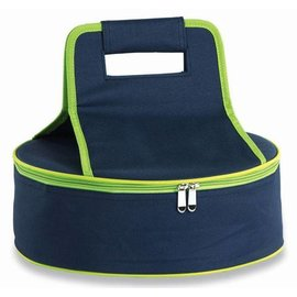Oak & Olive (formerly Picnic Plus) Picnic Plus Cake n Carry Navy CLOSEOUT