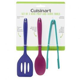 Cuisinart Cuisinart Mini Prep & Serve Tools Silicone Set of 3