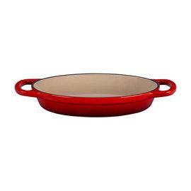Le Creuset Le Creuset Signature Oval Baker 3 Qt Cerise