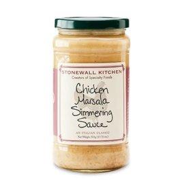 Stonewall Kitchen Stonewall Kitchen Chicken Marsala Simmering Sauce 17.75 oz
