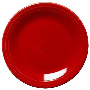 Fiesta Fiesta Bistro Dinner Plate 10.5 inch Scarlet