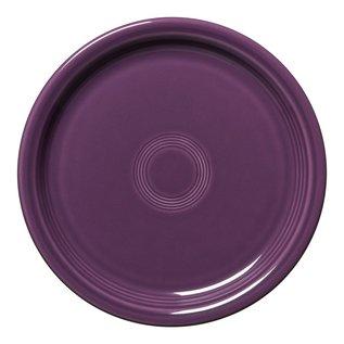Fiesta Fiesta Bistro Dinner Plate 10.5 inch Mulberry