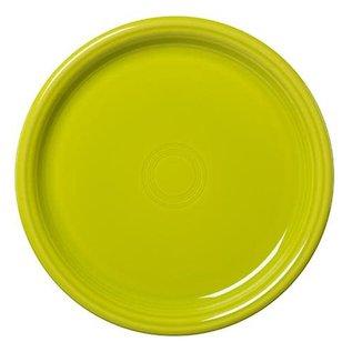 Fiesta Fiesta Bistro Dinner Plate 10.5 inch Lemongrass