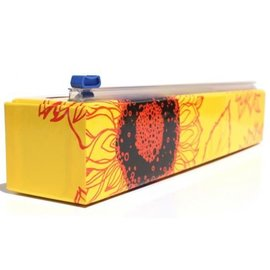 Chic Wrap Chic Wrap Plastic Wrap Dispenser Sunflower